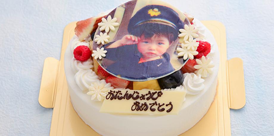 1枚目写真ケーキ